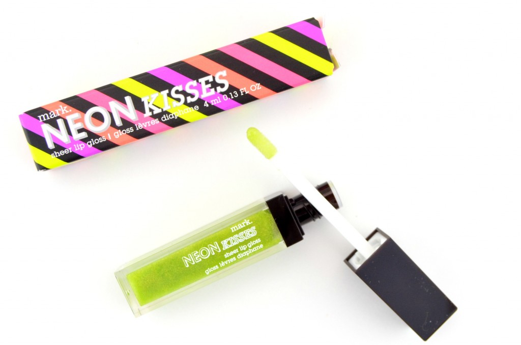 Mark. Neon Kisses Sheer Lip Gloss  (4)