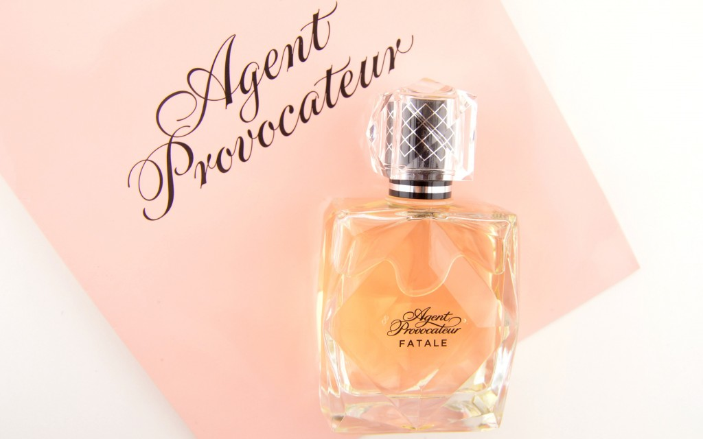 Agent Provocateur Fatale Perfume, successful, career woman, chic, classy, provocative, fun, adventurous