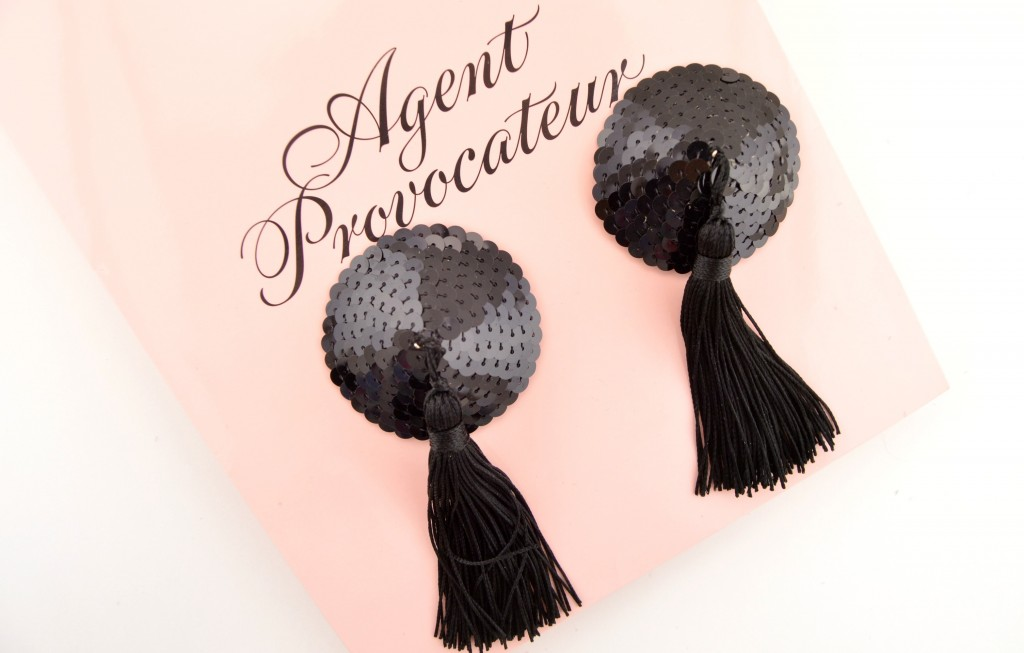 Agent Provocateur Fatale, Striptease, Stripper, Black Tassels, Pasties, Girls Night