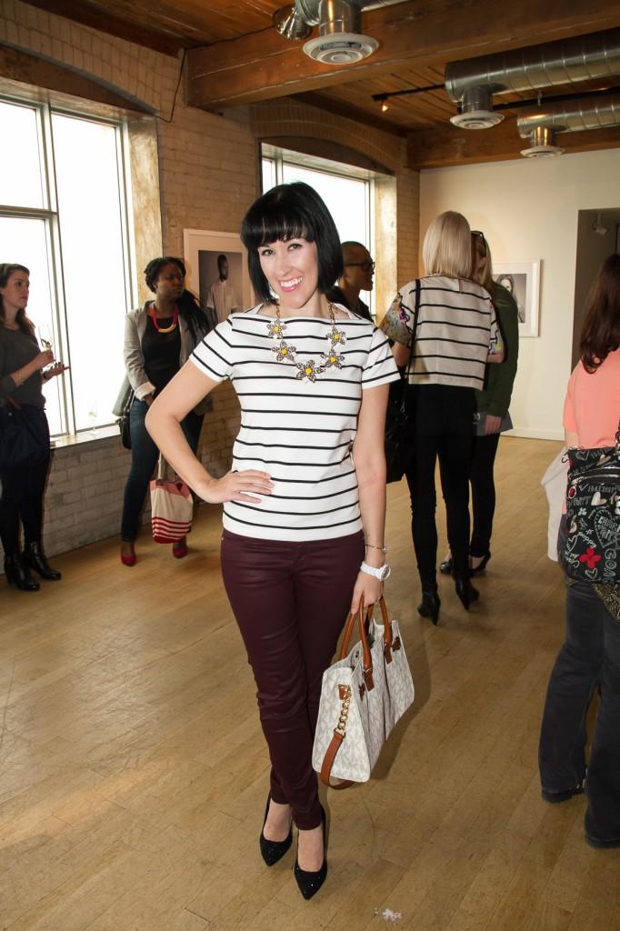 Aveda, Naturally Straight, Phot by Kalen Hayman, Amber Desilets, Canadian Fashionista, Fashionista