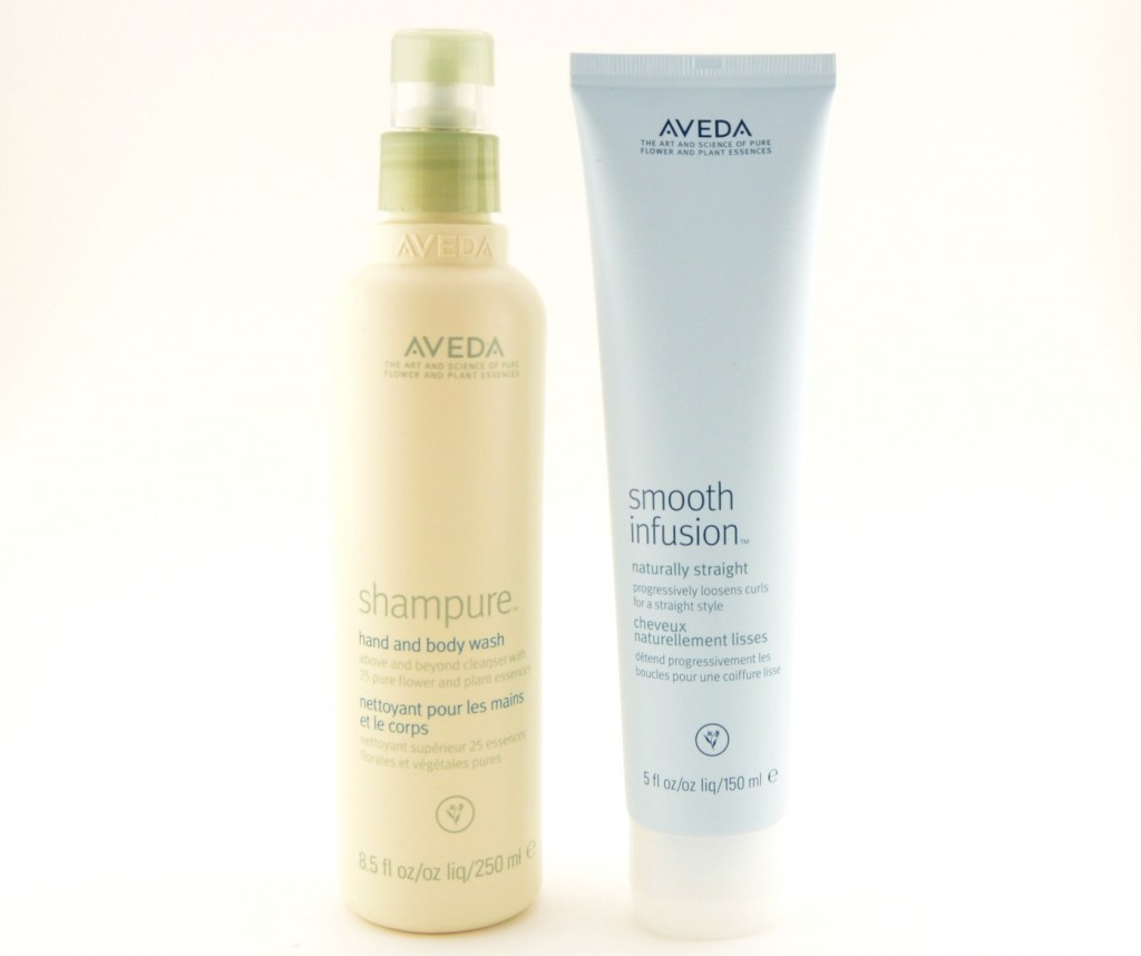 Aveda Smooth Infusion Naturally Straight Review