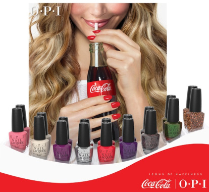 Coca-Cola by OPI Review