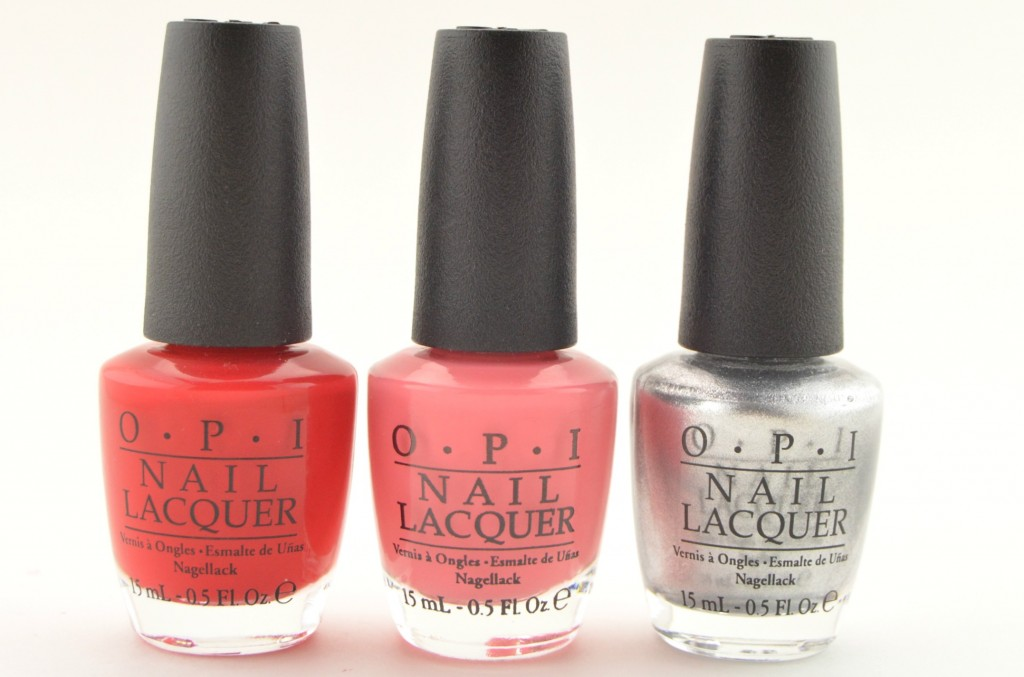 Coca-Cola by OPI, Nail Polish, Summer Trends, Canadian Beauty Blogger, Toronto blogger, red nail polish