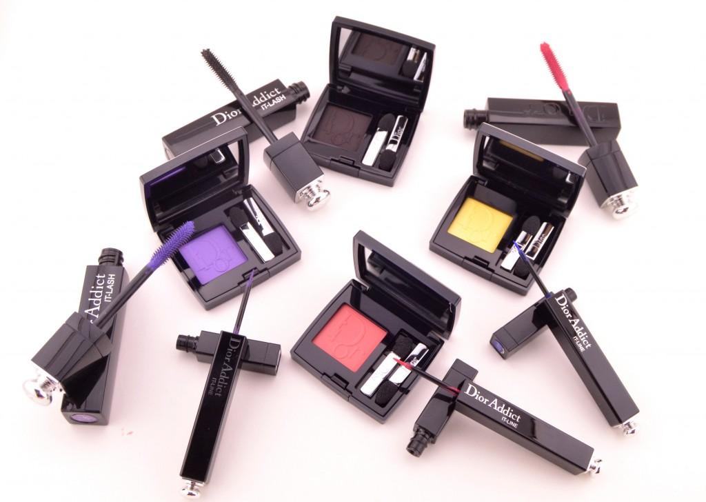 Dior Addict It-Lash Mascara And Dior Addict It-Line Eyeliner Review