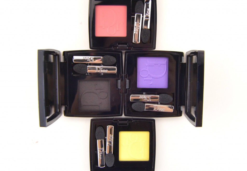 Diorshow Mono Wet & Dry Backstage Eyeshadows  (4)