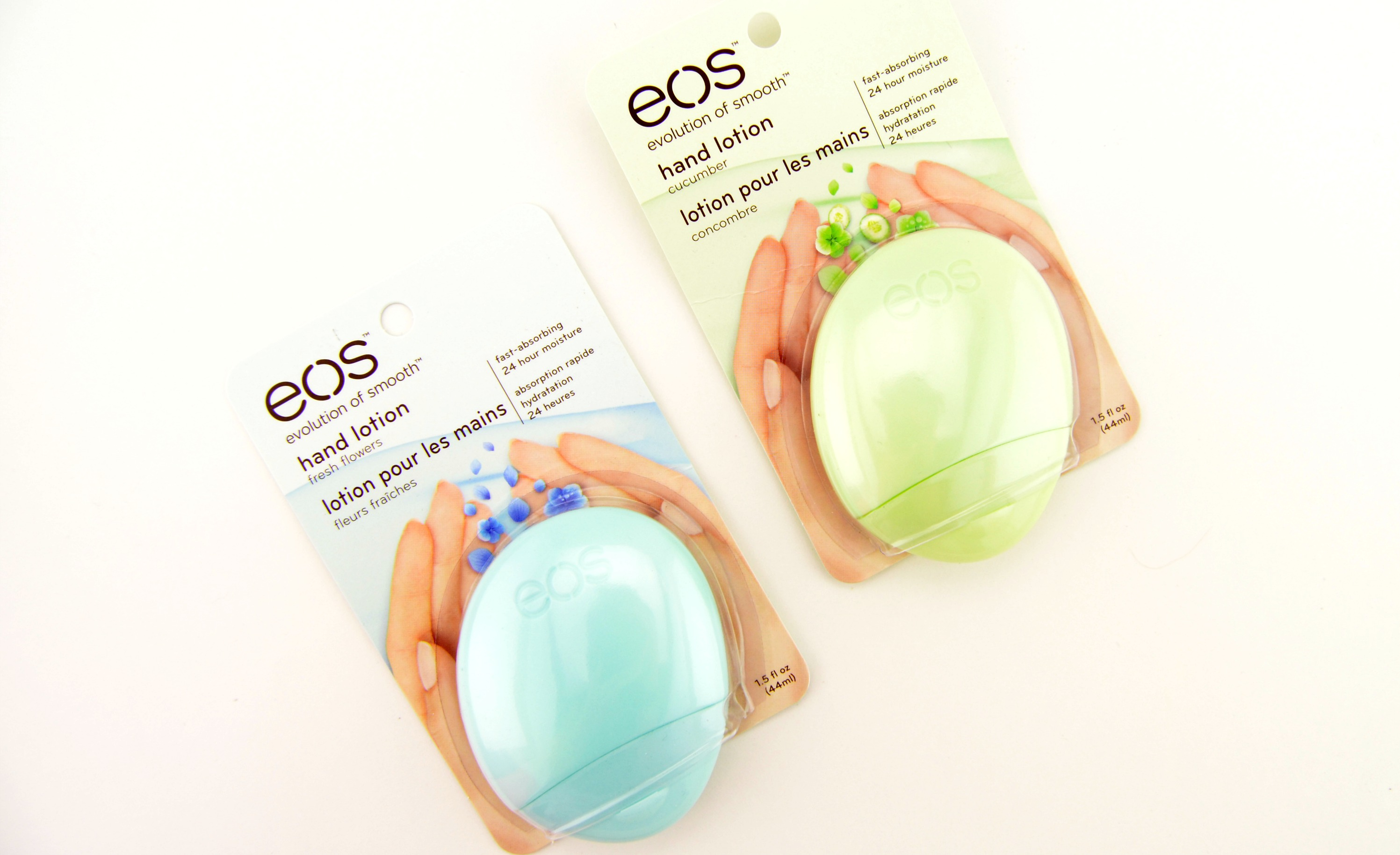 how to open eos hand lotion