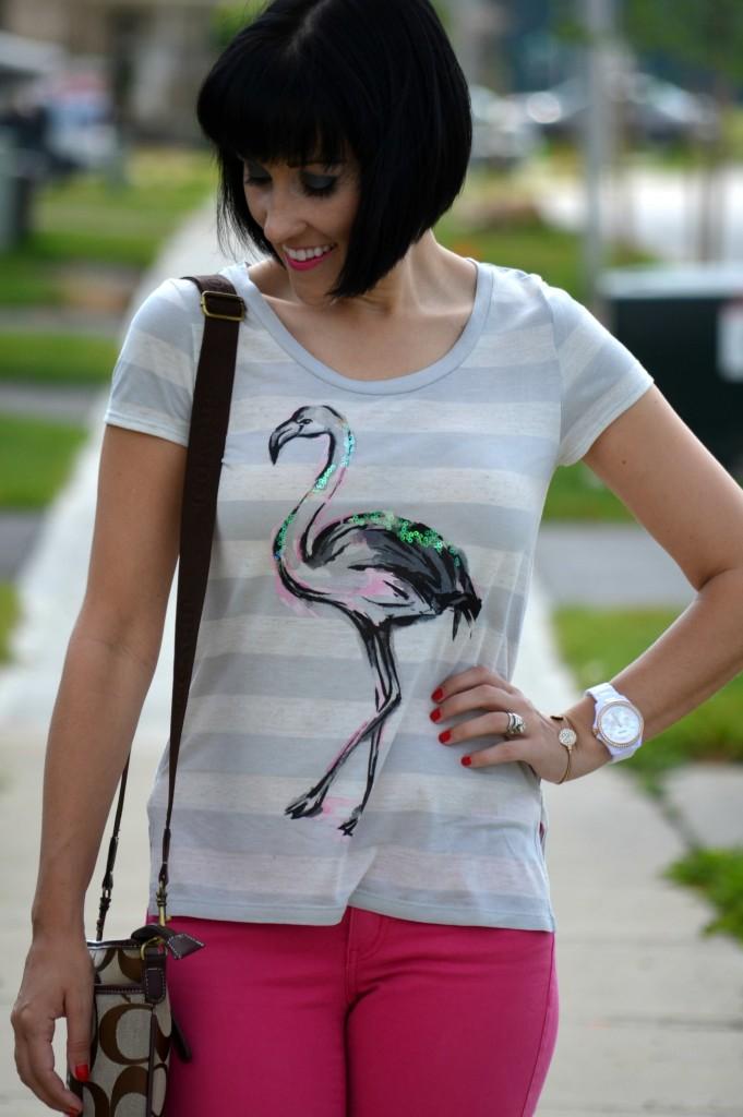 Flamingo Tee (7)
