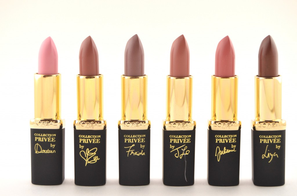 L'Oreal Collection Exclusive Nudes (1)