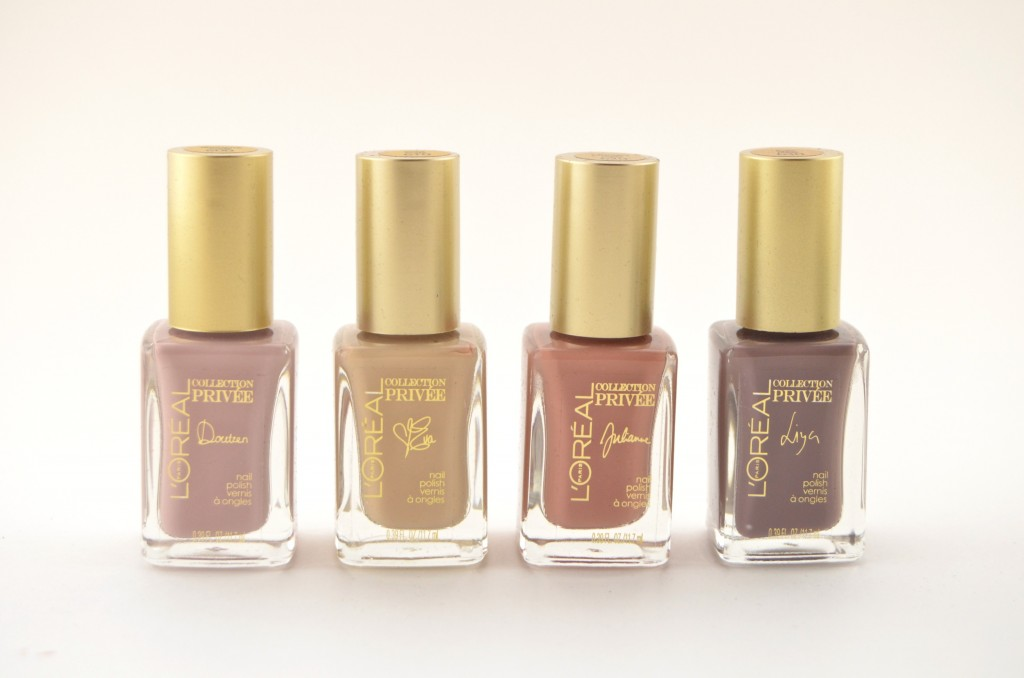 L'Oreal Collection Exclusive Nudes (8)