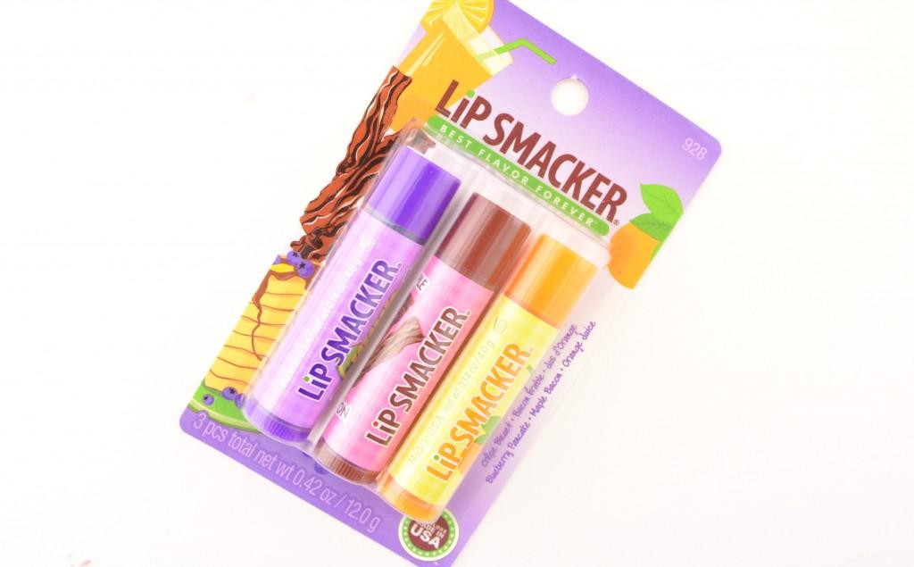 Lip Smacker Breakfast Lip Balm Trio  (1)