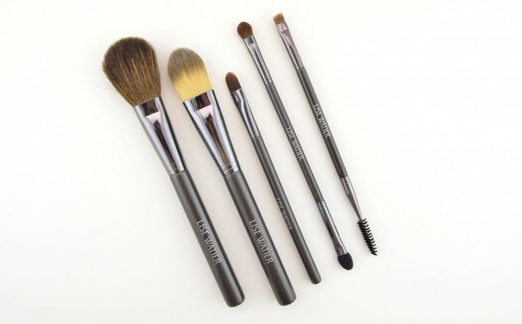 Lise Watier Brush, Foundation Brush, Lise Watier, Eyeshadow, eyebrow