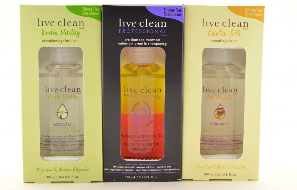 Live Clean, Exotic Vitality Monoi Oil, Leave-In Treatment, Oil, Oils, Beauty Blogger, Hair