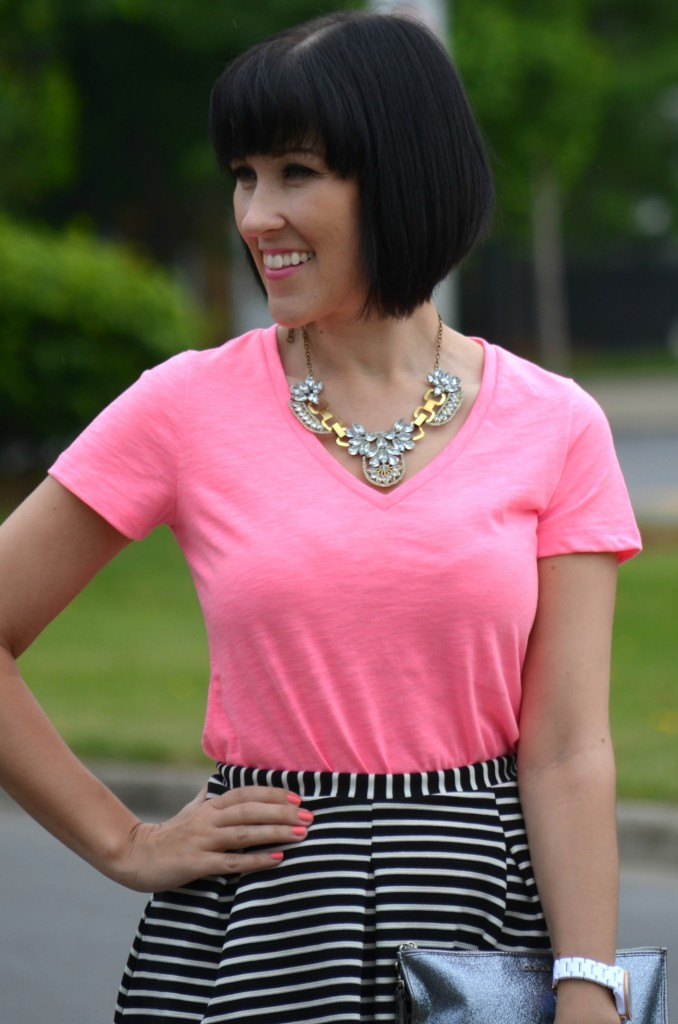 Black Hair, Bob, Short Hair, Hair Cut, Bangs, Katey Perry, Hair Dresser, Statement Necklace