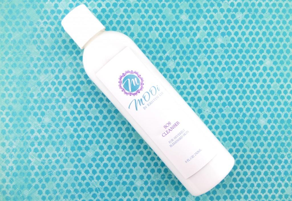 Mooi SOS Cleanser, Mooi by Kristen Lee Skincare Line, Mooi, Kristen Lee, IPL treatment, AHA