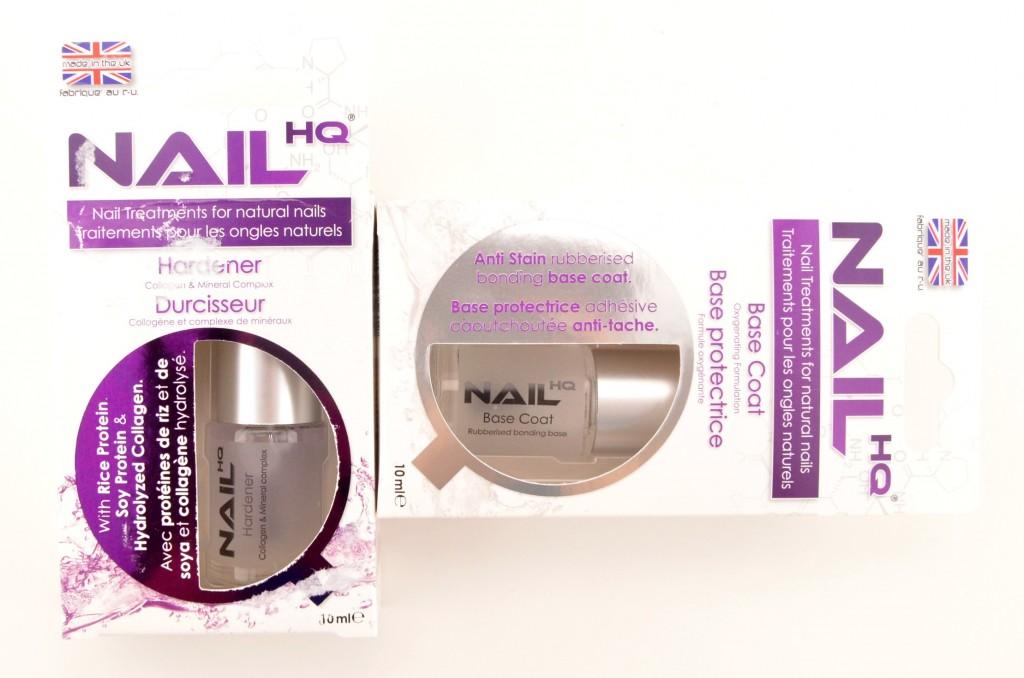 Nail HQ Hardener  (2)