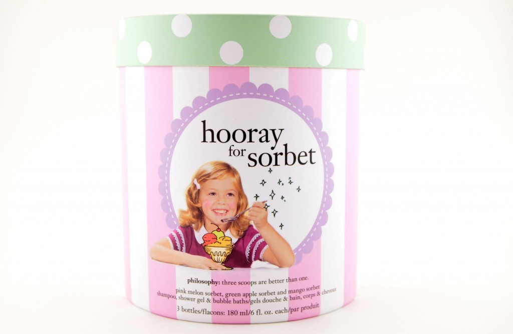 Philosophy Hooray for Sorbet Collection Review