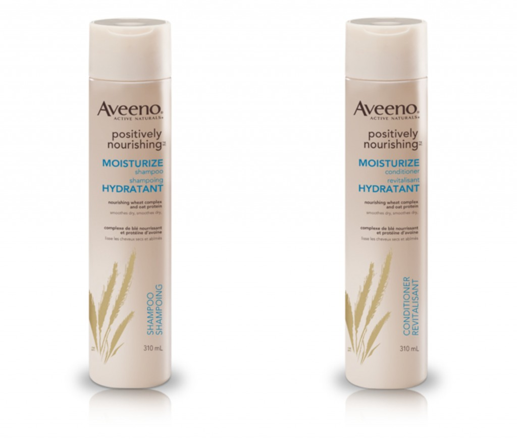 Aveeno Positively Nourishing Moisturize Collection Review