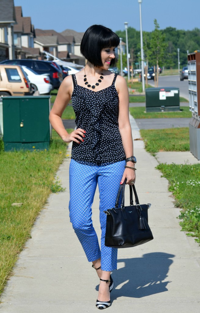 Canadian Fashion Blogs, The Pink Millennial, Ontario Blog, Dress Code, business casual for women