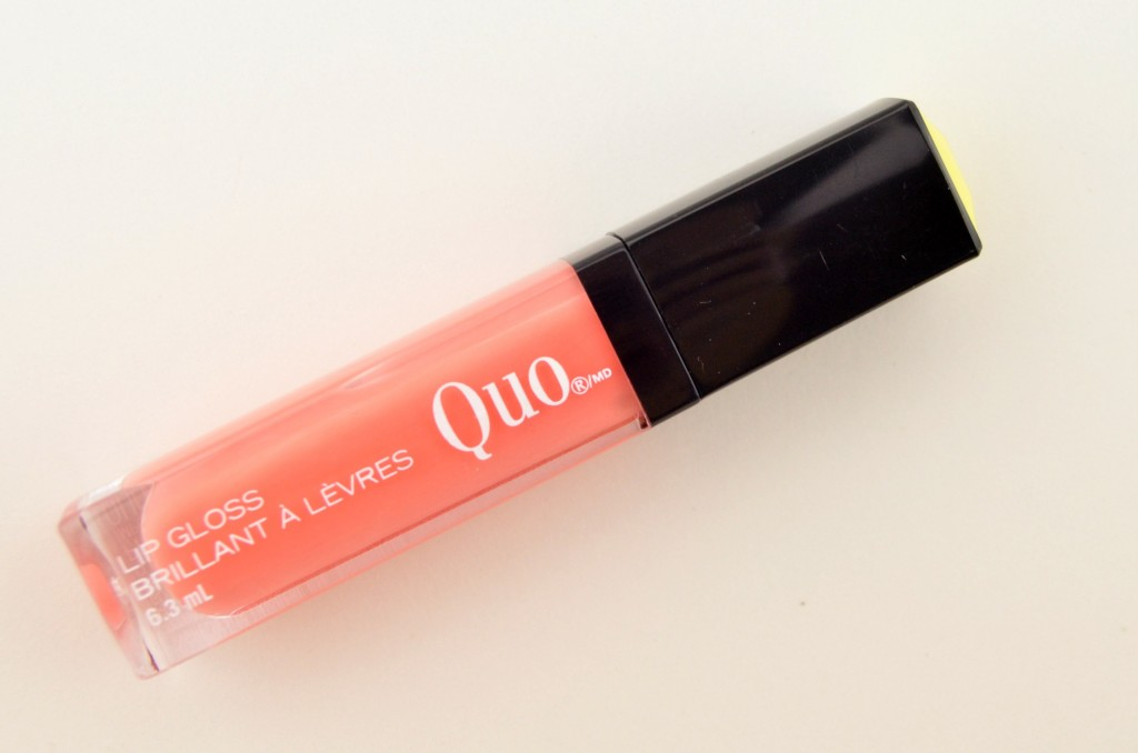 Quo Brilliant Lip Gloss  (1)