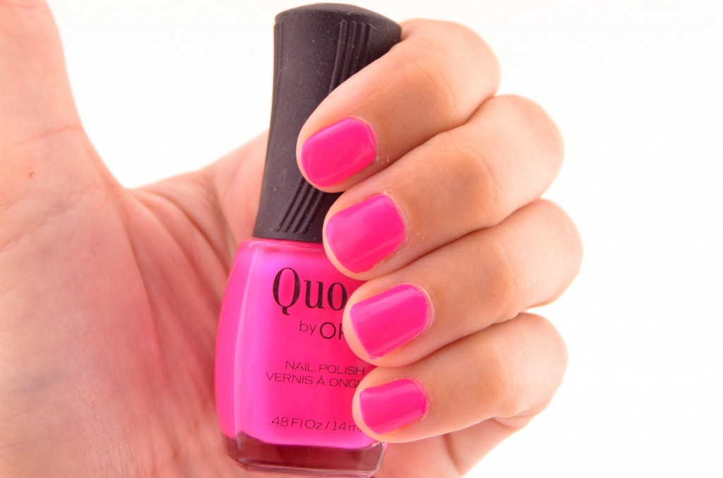 Quo by Orly in Summer Fling, Canadian Beauty Bloggers, Canadian Beauty Blog, summer looks, makeup, cosmetics