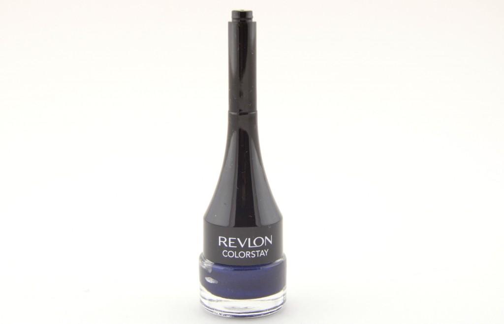 RevlonColorStay Crème Gel Eyeliner, Revlon eyeliner, blue eyeliner, blue eyes