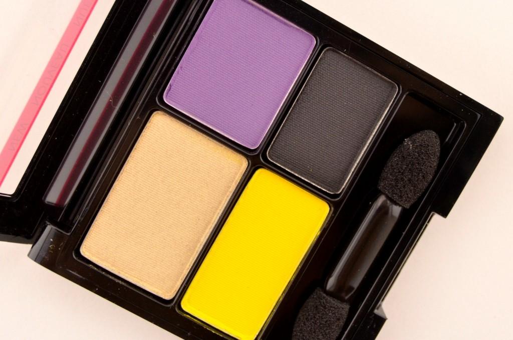 Rio Rush, ColorStay, Revlon eyeshadow, eyeshadow, bold shadows, bright, yellow eyeshadow