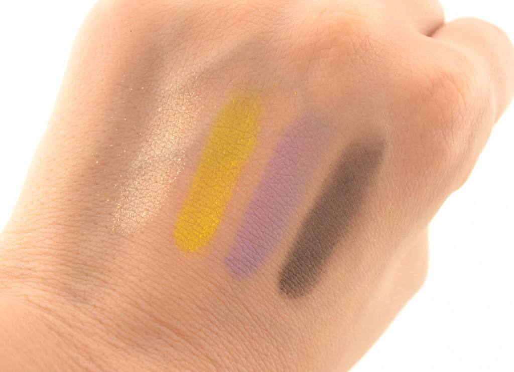 eyeshadow swatch, revlon review, makeup reviews, beauty bloggers, The Pink Millennial