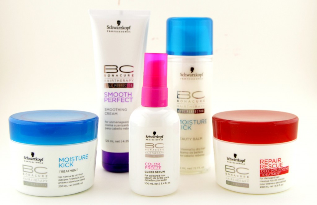 Schwarzkopf Professional BC Hairtherapy Collection Review
