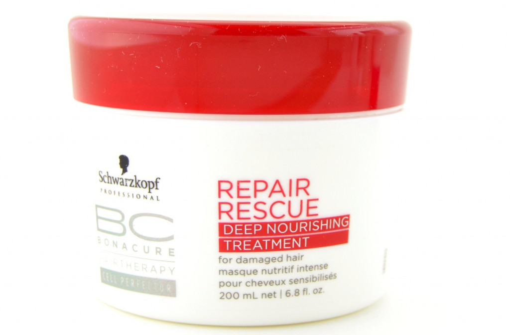 Schwarzkopf Professional BC Repair Rescue Deep Nourishing Treatment