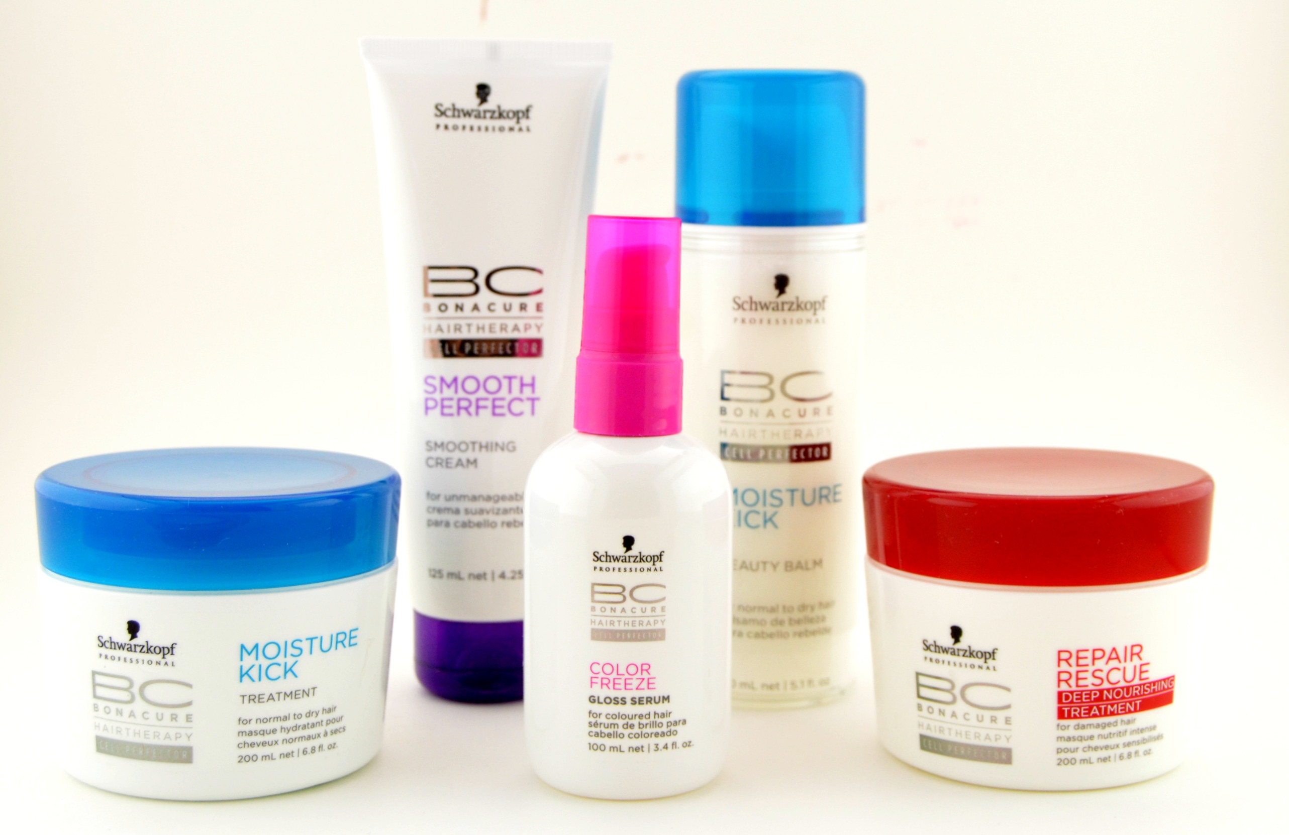 Schwarzkopf Professional Hair Color: Overview
