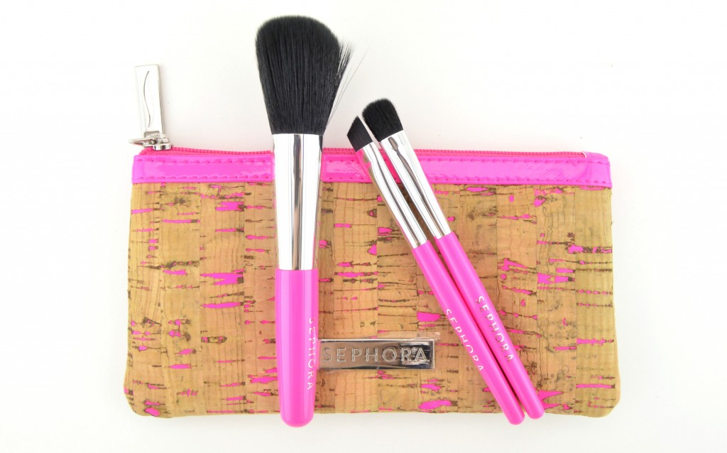 Sephora Collection Pocket Paradise Brush Clutch  (2)