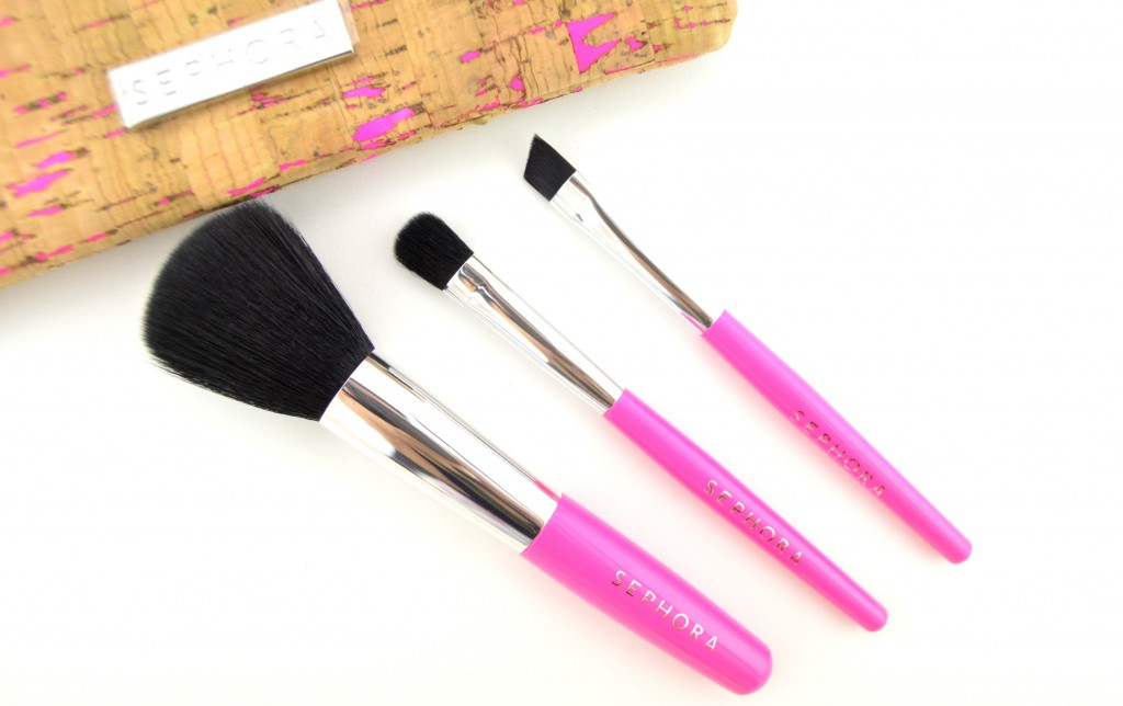 Sephora Collection Pocket Paradise Brush Clutch  (3)