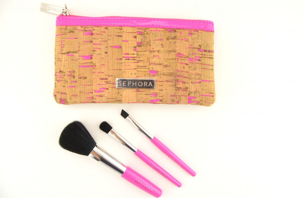 Sephora Collection Pocket Paradise Brush Clutch  (4)