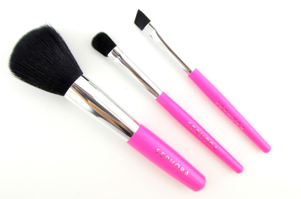 Sephora Collection Pocket Paradise Brush Clutch  (5)