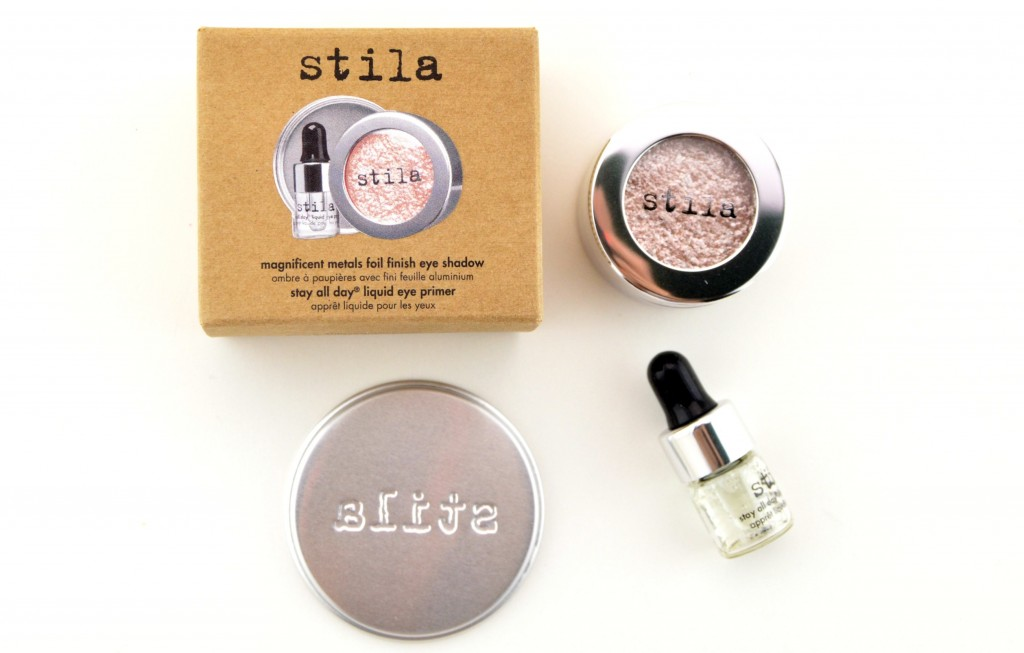 Stila Magnificent Metals Foil Finish Eye Shadow Review