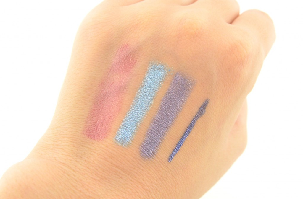 ARTDECO, Swatch, lipstick, bright colours, bold makeup, summer collection, 2014