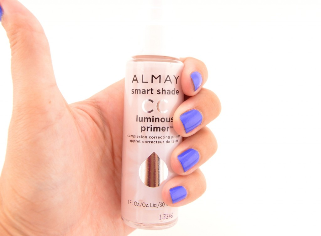 Almay Smart Shade, CC Luminous Primer, Primer, Makeup Blog, How to apply, makeup trends, crimes of beauty, beauty blog, blog
