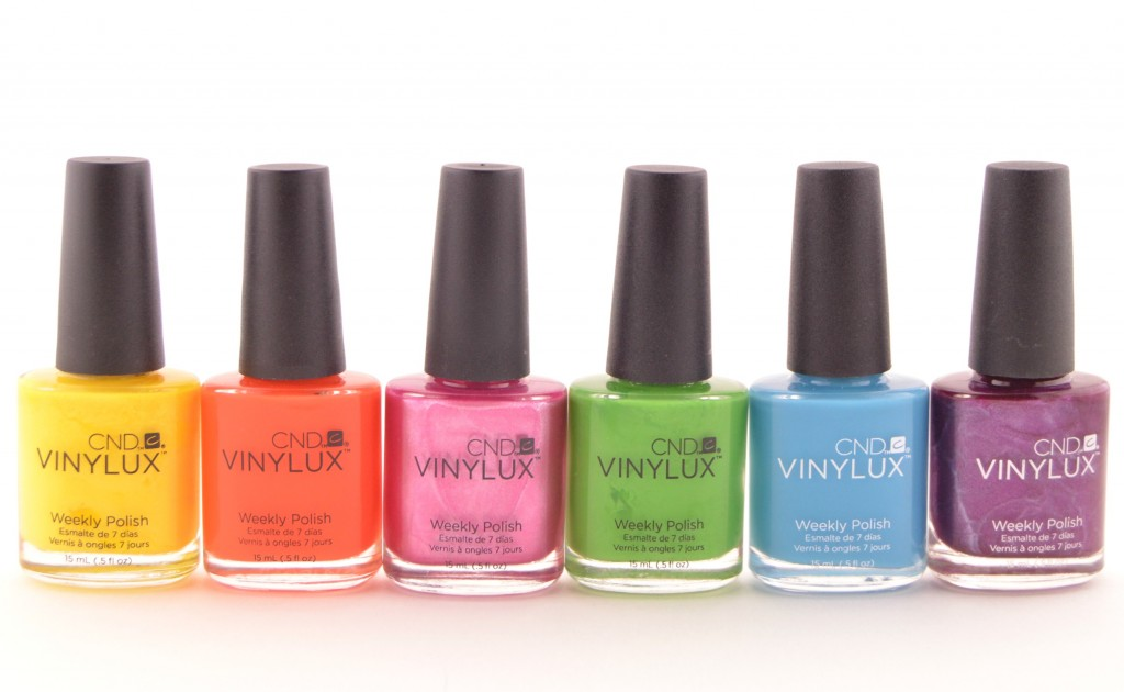 CND Paradise Collection Review