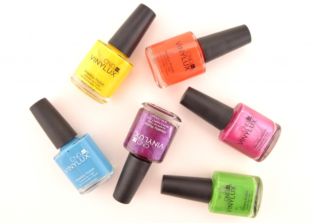 CND, Paradise Collection, Weekly Nail, Nail Polish, Beauty Blogger, Toronto blog, summer nails, salon at home