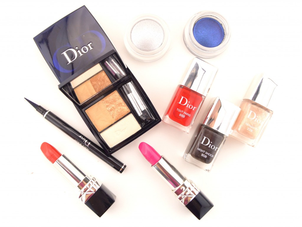 Dior Timeless Colour Icons Pre-Fall 2014 Collection Review