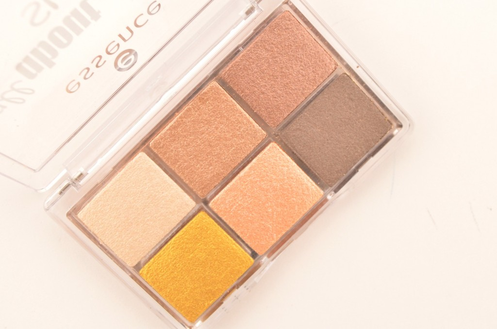 Essence All About…. Eyeshadow Palette  (5)