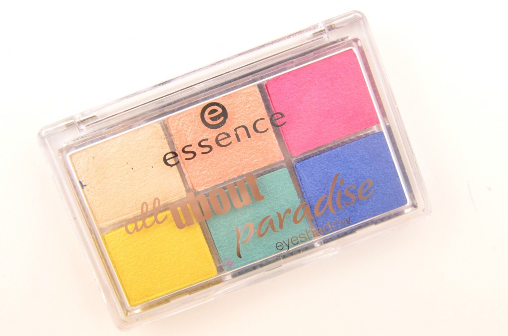 Essence All About…. Eyeshadow Palette  (6)