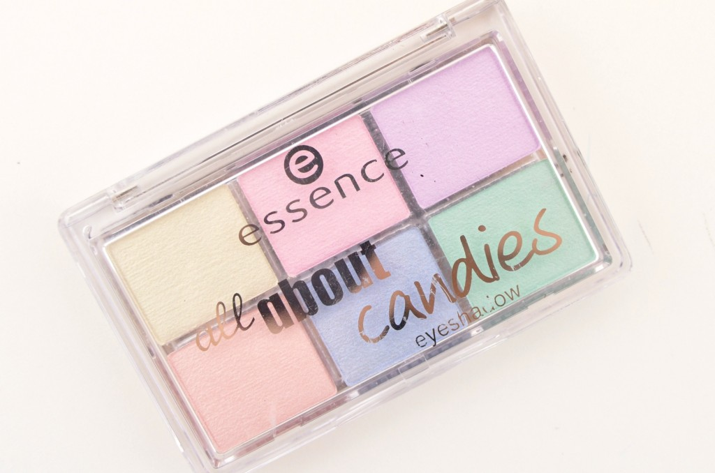 Essence All About…. Eyeshadow Palette  (8)