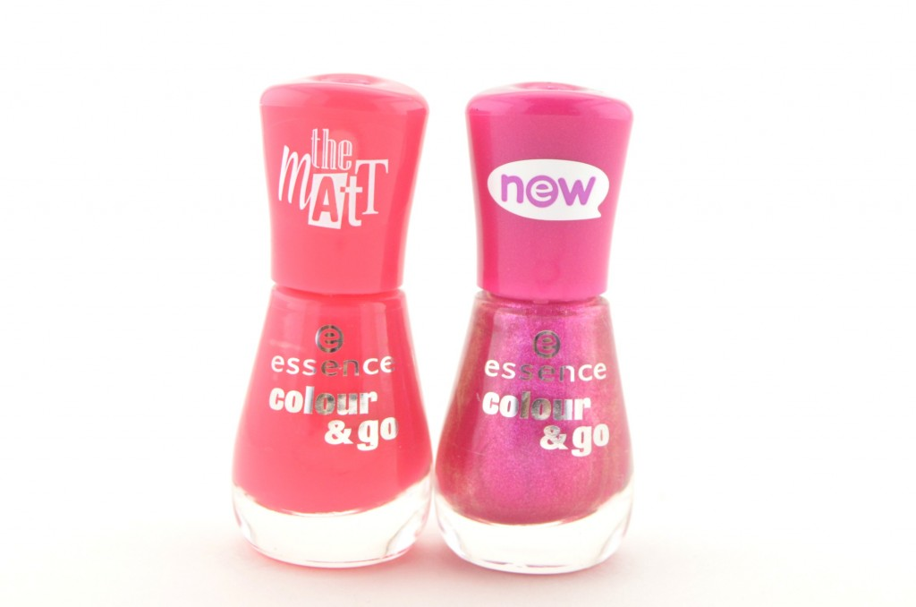 Essence Colour & Go Nail Polish