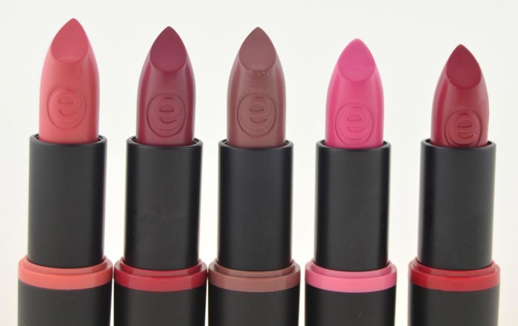 Essence Longlasting Lipstick  (2)
