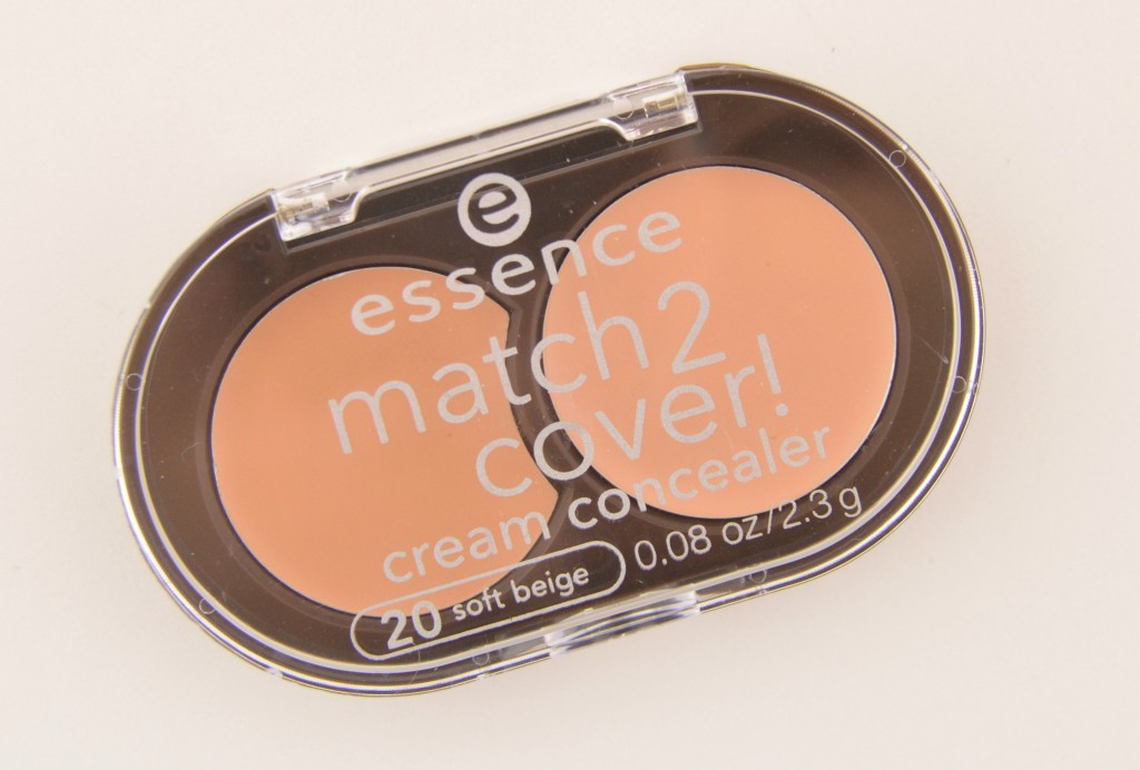 Essence Match2cover! Cream Concealer  (1)