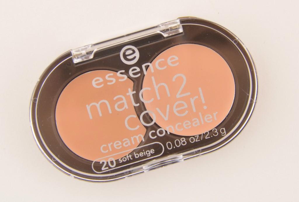 Essence Match2cover! Cream Concealer  (1)