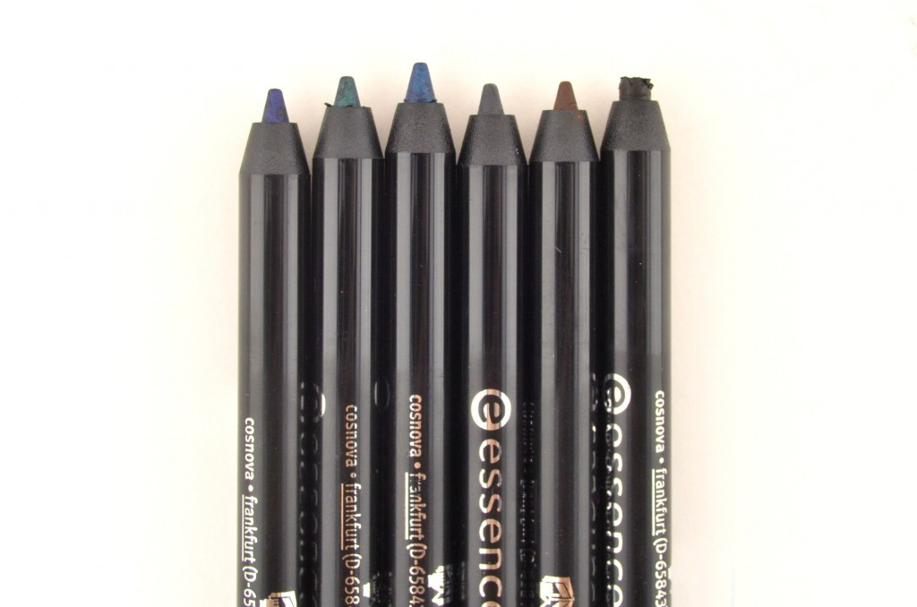 Essence Waterproof Gel Eye Pencil  (2)
