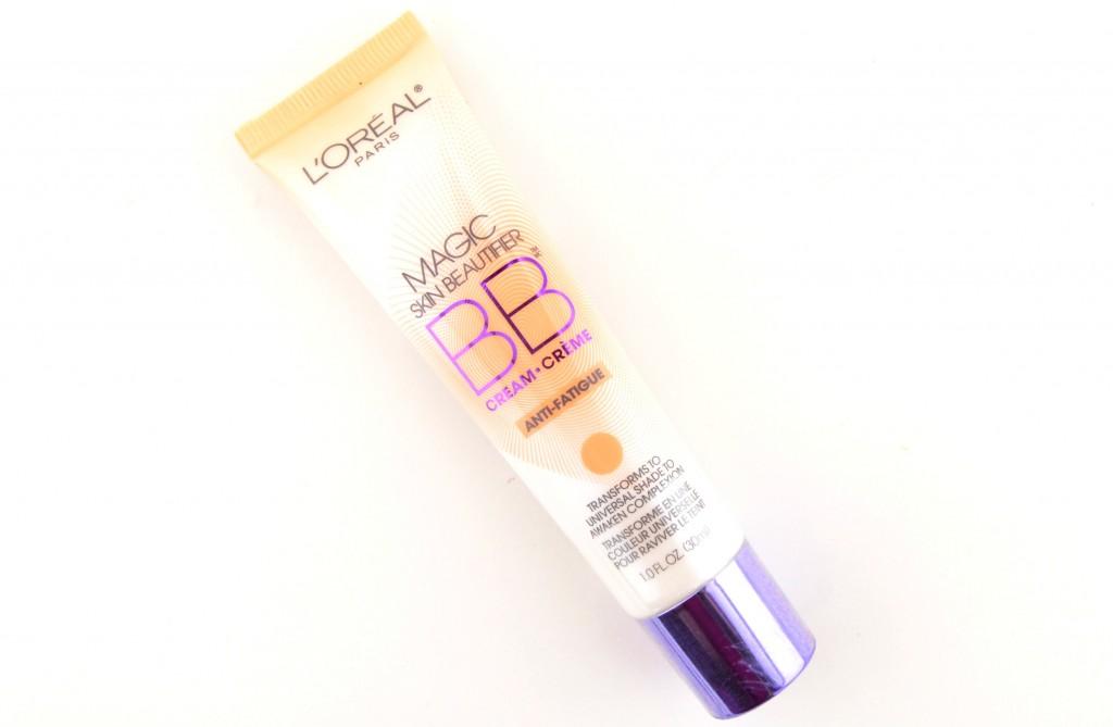 L'Oreal Magic Skin Beautifier Anti-Fatigue BB Cream, L'Oreal, BB Cream, Sleepy, Toronto Blog