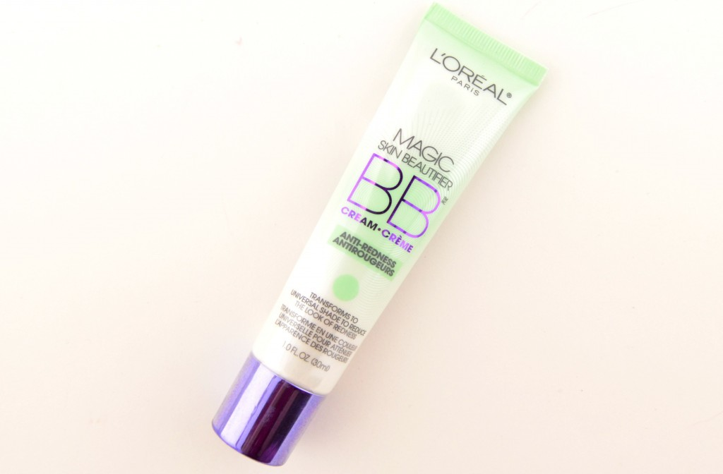 L'Oreal Magic Skin Beautifier Anti-Redness BB Cream, L'OReal BB Cream, BB Cream, Colour Corrector, Beauty Blogger
